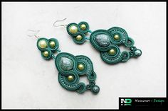 876546800700 soutache design ideas : Borneo