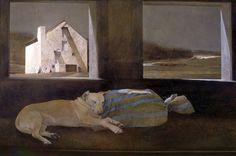 Andrew Wyeth - La danse du pinceau