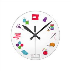 Sewing Time Clock