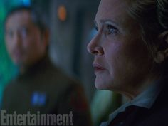 Princess Leia - The Force Awakens