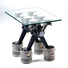 Piston Coffee Table