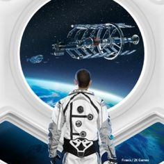 How Civilization Beyond Earth could be a blueprint forsaving our planet - Street Fighter 2010, Floating Car, Civilization Beyond Earth, Metal Gear Solid, Our Planet, Bmw Logo, Worlds Of Fun, Atlantis, Planets