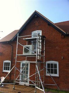 Daikin air conditioning being installed in gospel oak music studio     Hệ thống siêu thị điện máy HC  http://hc.com.vn/dien-lanh/dieu-hoa.html