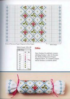Rose popper Gallery.ru / Фото #26 - Donna Kooler's Great Cross-Stitch Gifts - 777m