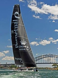 via  Rolex Sydney to Hobart Race