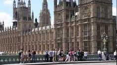 Palace of Westminster - Overview. Enjoy a tour of London, exploring the history and politics of England with me. Westminster, House Of Lords, London Tours, Head Of State, Palace, Restoration, Louvre, England, Street View