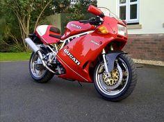 Ducati ss superlight mkI