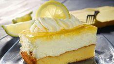 Un poco de todo: Tarta fría de Limón