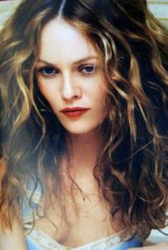Vanessa Paradis, perfect highlights