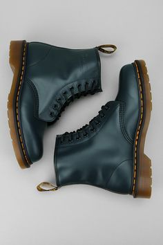 Docs have been around for a looonng time they've always been cool to me been rocking em since 6th grade when it wasnt cool to wear them.