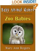 Free Kindle Books - Children's Nonfiction - CHILDREN NONFICTION - FREE -  Baby Animal Names: Zoo Babies (What Am I Series)