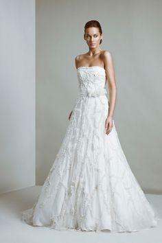 Tony Ward 2014 Bridal Collection