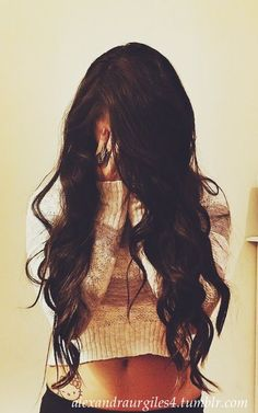 My hair will be this long some day!!!!