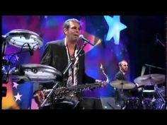 Ringo Starr at the Ryman - Rosanna - Steve Lukather with Mark Rivera