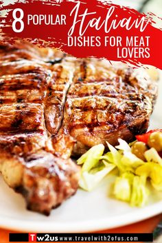 Have a look at these eight Italian meat dishes that will remind you why you love meat so much. Italian Meat Dishes, Italian Meats, California Food, Travel Ideas, Travel Inspiration, Travel Tips, Love Eat, Meat Lovers, Cook At Home