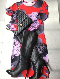 #Chanel #JonathanSaunders #LKBennett #dress #boots #highheels #Fashion #London #FoodandFashion #lifestyleblogger #FizzofLife #shoes #fizzoflife www.fizzoflife.com