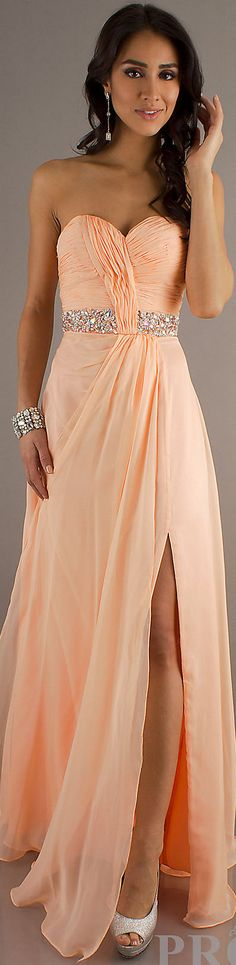 Fashion long formal dress
