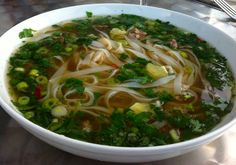 Asian Recipes, Ethnic Recipes, Pho, Ramen, Soup Recipes, Cabbage, Food And Drink, Yummy Food, Meals