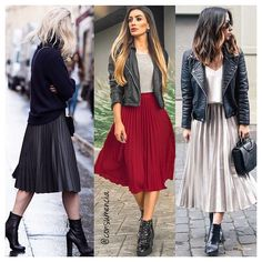 A imagem pode conter: 1 pessoa, pé e sapatos - Herz - 80s Fashion, Modest Fashion, Skirt Fashion, Fashion Dresses, Womens Fashion, Fashion Clothes, Long Skirt Outfits, Casual Outfits, Cute Outfits