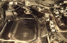 1929 Estadio Metropolitano, terreno de juego del Club Athletic de Madrid