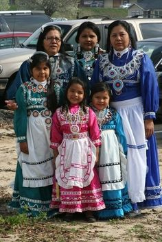 Choctaw - some of my peeps - so relieved to find out where my nose & hair came from :)