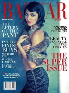 10 times Anushka Sharma set magazine covers ablaze