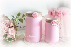 Petits vases pour mettre un beau bouquet de fleurs artificielle ou fraîche bientôt en vente sur http://www.natydecocorse.com