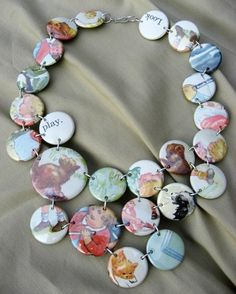 Dick and Jane Necklace by Relit