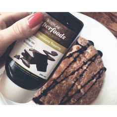 """Lidt sødt til en møj presset diætmus  #chocolate #topping #bodylab #proteinpancake #diet #bikinifitness #athlete #healthy #food #mums #barelidtsødt #sukkergris #diætliv #diætmus #bodyman_dk @bodyman_aarhus"" Photo taken by @nataliedvillumsen on Instagram, pinned via the InstaPin iOS App! http://www.instapinapp.com (08/02/2015)"
