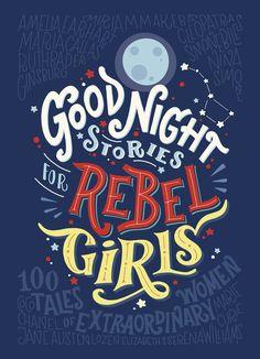 Good Night Stories for Rebel Girls by Elena Favilli image