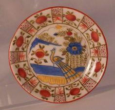 Cocky Wildschut - Dutch Peacock Platter