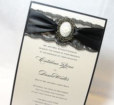 Victorian wedding invitations and get inspired to create your wedding invitation with smart design 14