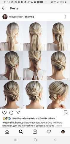 modern chignon hairstyle for formal occasions Fancy Hairstyles, Headband Hairstyles, Wedding Hairstyles, Chignon Hairstyle, Drawing Hairstyles, Curly Hair Styles, Medium Hair Styles, Curly Hair Headband, Bridesmaid Makeup