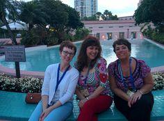 Lyceume 2015 in St. Petersburg, FL.
