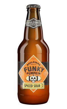 Boulevard Brewing CompanyFunky Pumpkin – Boulevard Brewing Company