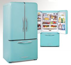 Northstar Retro Appliances | Ranges | Refridgerators | Keg Fridge | Hood Splash