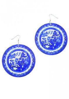 Wednesday 26 September: Tatty Devine Earrings