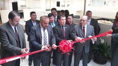 Encabeza Yañez inauguración de remodelación de instalaciones de Seech   El Puntero