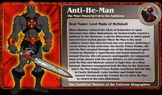 FIC Gbagok's Unofficial Character Bios - Page 77 Gi Joe, Masters Of The World, He Man Thundercats, Comic Boards, Cartoon Tv Shows, Man Character, She Ra Princess Of Power, Good And Evil, Album