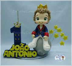 Vela para Topo de bolo, Pequeno Príncipe