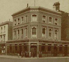 The Monster Pub, 2 Sutherland Terrace, Pimlico - circa Beautiful London, London Photos, Westminster, Big Ben, Terrace, Past, Louvre, England, Apples