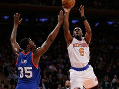 Knicks 123, Sixers 110 Player of the Game: Tim Hardaway Jr. (28 points and 2 assists)