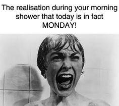 Scary Monday!