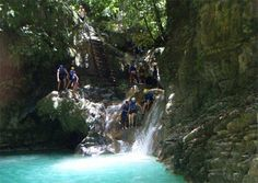 Read Take the plunge: the 27 waterfalls of Damajagua by Lonely Planet