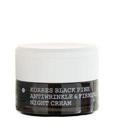 BLACK PINE ANTIWRINKLE & FIRMING NIGHT CREAM