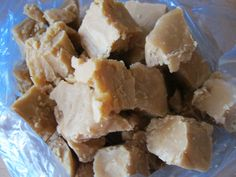 Vanilla Fudge  •  Free tutorial with pictures on how to make fudge in under 60 minutes