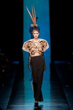 Défile Jean Paul Gaultier Haute couture Printemps-été 2014 - Look 33