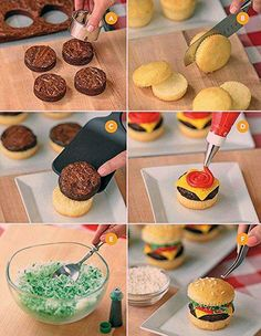 these are the BEST Cupcake Ideas! Mickey Cupcakes, Oreo Cupcakes, Strawberry Cake Mix Cookies, Strawberry Lemonade Cupcakes, Chocolate Cupcakes Filled, Lemon Cookies, Cupcake Cookies, Easy Vanilla Cake Recipe, Easy Cupcake Recipes