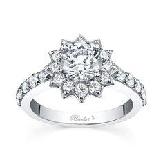 Sunflower engagement ring <3