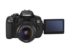 Photographic Tips Digest: Canon launches EOS 650D